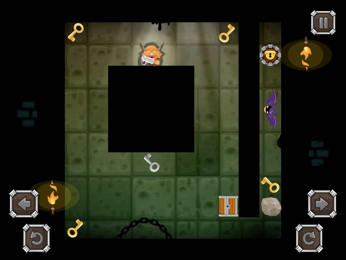 Moe Monstrum: Dungeon Escape Screenshot 4