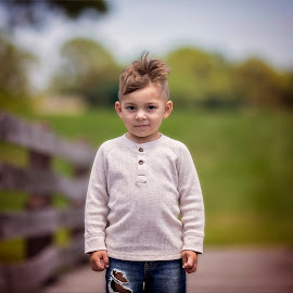The Boy by Stephanie Espinoza - Babies & Children Toddlers