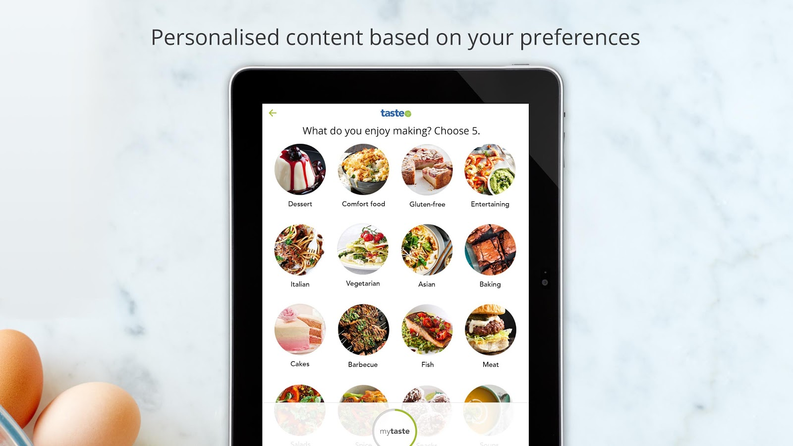 taste.com.au recipes Screenshot 5