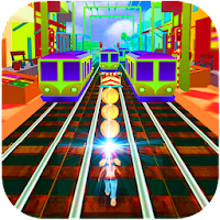New Subway Run Up Boy on PC / Windows 7.8.10 & MAC