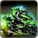 Bike Stunt Knight Rider icon