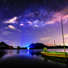 The Milky in Perlis by Aaron Leong - Landscapes Starscapes ( nikon, kangar, nikond7200, d7200, nikonphotography, perlis, malaysia,  )