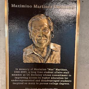 Maximino Martinez Commons In memory of Maximino