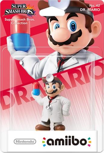 Dr. Mario packaged (thumbnail) - Super Smash Bros. series