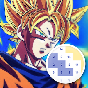 Color by number - Sayan Sandbox Pixel For PC / Windows 7/8/10 / Mac – Free Download