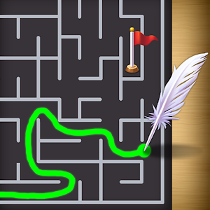 Maze : Pen Runner For PC / Windows 7/8/10 / Mac – Free Download