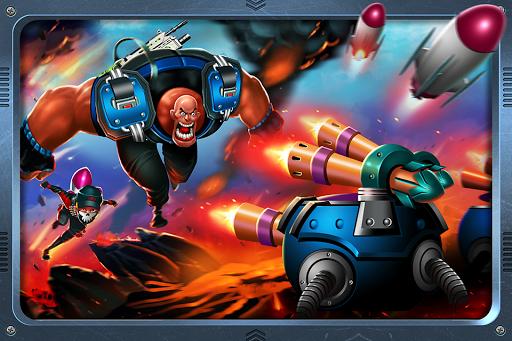 Field Defense: Tower Evolution - screenshot