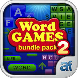Word Games Bundle Pack 2
