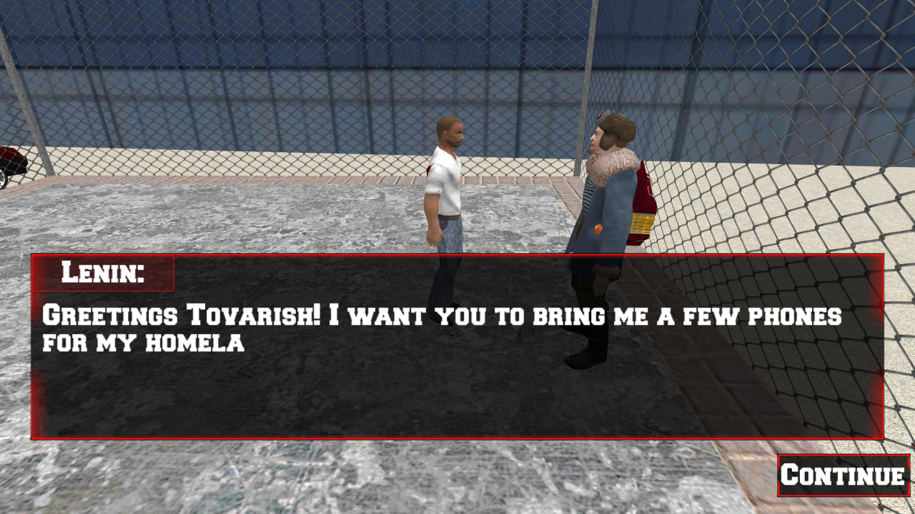 Russian Crime Simulator 2 Screenshot 1