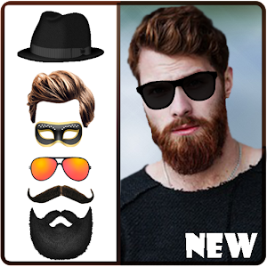 Boys photo editor help you to beautify yourself and have fun with entertainment. APK Icon