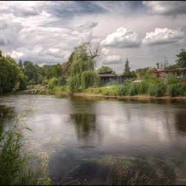 Náhon k vodnímu mlýnu by Jana Vondráčková - City,  Street & Park  City Parks