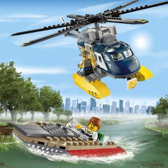Преследование на вертолете
