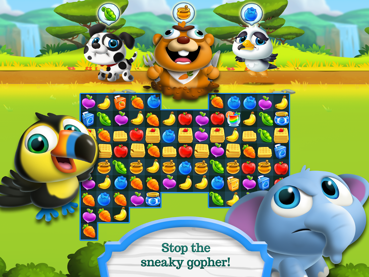 Hungry Babies Mania Screenshot 8