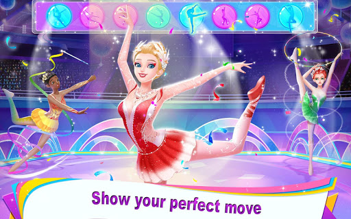 Gymnastics Queen - Go for the Olympic Champion! For PC