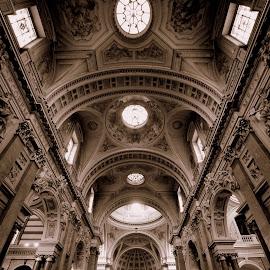 Brompton Oratory by Prashant Karnath - Buildings & Architecture Places of Worship