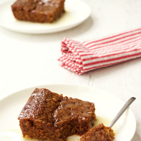 Sticky Vegan Malva Pudding