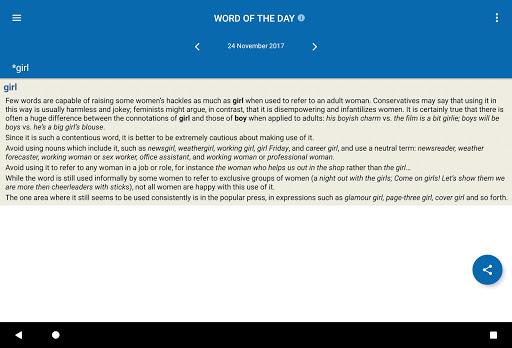 Oxford A-Z of English Usage screenshot 21