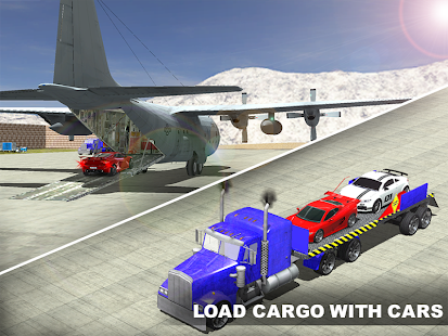 Game Airplane Pilot Car Transporter APK for Kindle