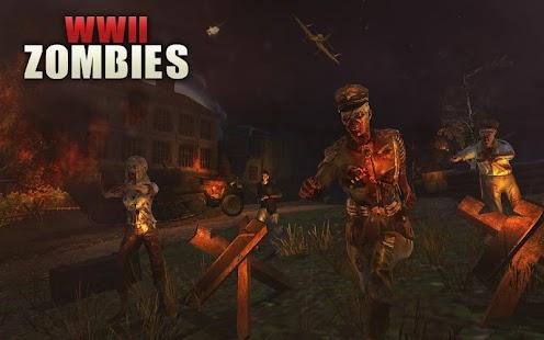 WWII Zombies Survival - World War Horror Story (Mod Money)