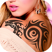 Download Tattoo Maker Photo Booth APK on PC