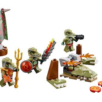 Набор «Клан Крокодилов»