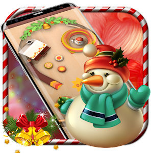 3D Christmas Pinballing Theme(Classic 3D Pinball) For PC