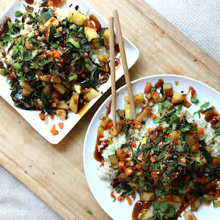 Pineapple Fried Rice Mushrooms Recipes