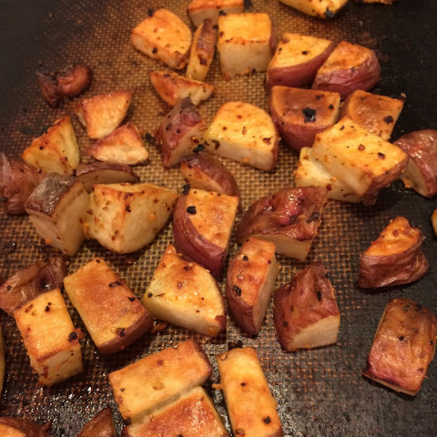Baked Home Fries