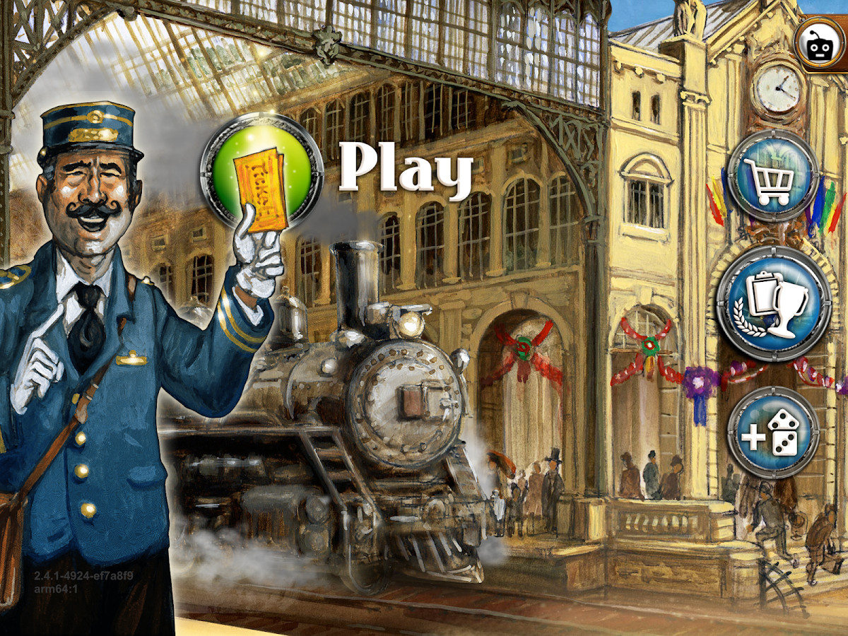Ticket to Ride Screenshot 14