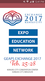 GEAPS Exchange 2017- screenshot thumbnail