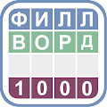 Game Филворды 1000 - Слова из слов apk for kindle fire