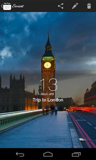 Big Days Pro - Event Countdown - screenshot