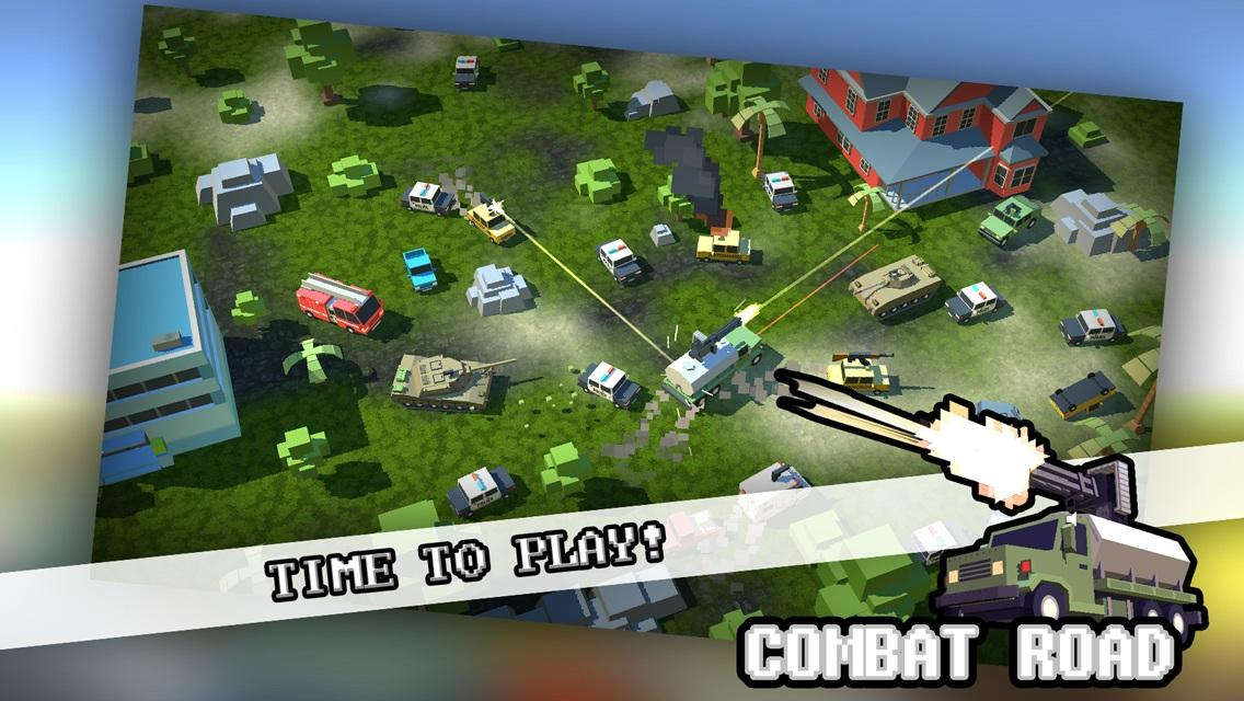 Combat Road Screenshot 4