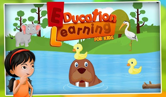 Education Learning For Kids - screenshot