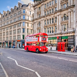 London by Eduard Andrica - City,  Street & Park  Historic Districts