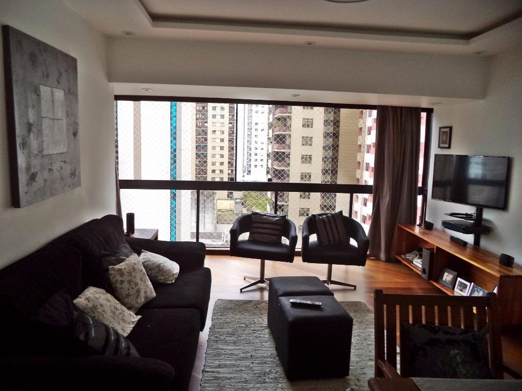 Apto 3 Dorm, Itaim Bibi, São Paulo (AP16880) - Foto 9