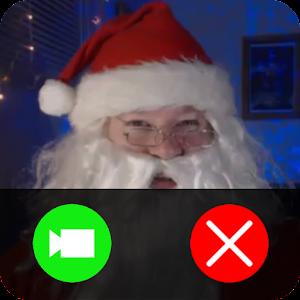 Live video call santa christmas For PC