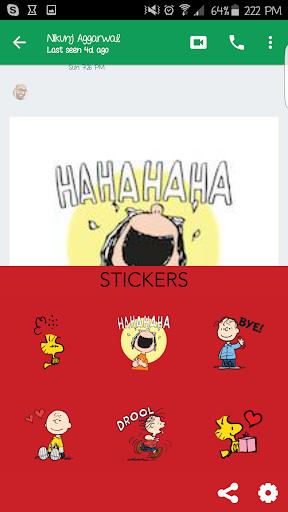 Peanuts Emoji - screenshot