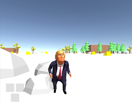 Trump Fight Multiplayer Online apk screenshot