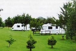 Caravan site Sudbury