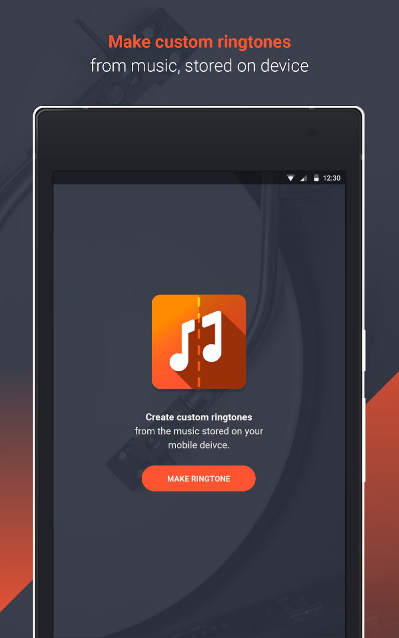 Ringtone Maker Wiz Screenshot 3