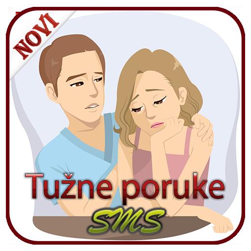 Android aplikacija Tužne poruke 2020 na Android Srbija
