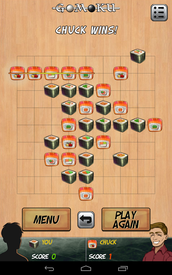 Gomoku Screenshot 19