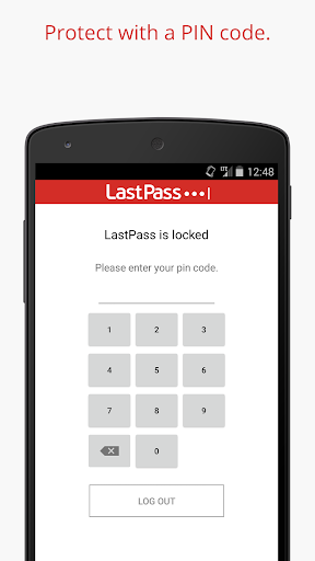 LastPass Password Manager screenshot 8