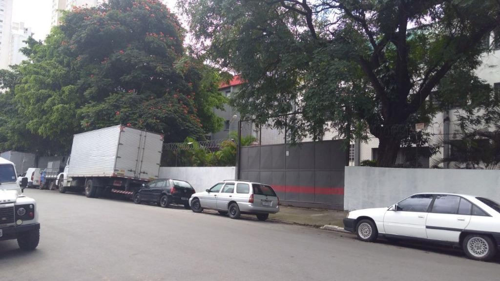Galpão industrial para locação,São Paulo