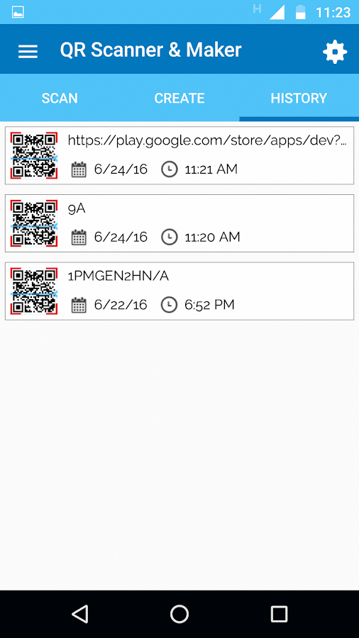 QR Scanner & Maker Pro Screenshot 5