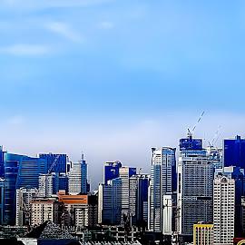 Panorama by Nann Photos - City,  Street & Park  Skylines ( cityscapes, buildings, cityscape, landscapes, landscape )