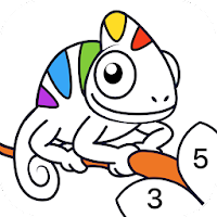 Chamy - Color by Number  For PC Free Download (Windows/Mac)