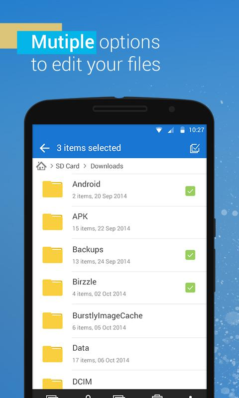 File Manager - File explorer Screenshot 2