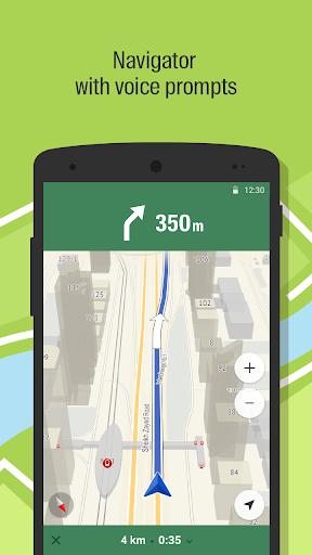 2GIS: directory & navigator screenshot 2